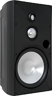 SpeakerCraft - Outdoor Elements Speaker - Black