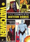 Watchmen: The Complete Motion Comic [2 Discs] (dvd) 9214245