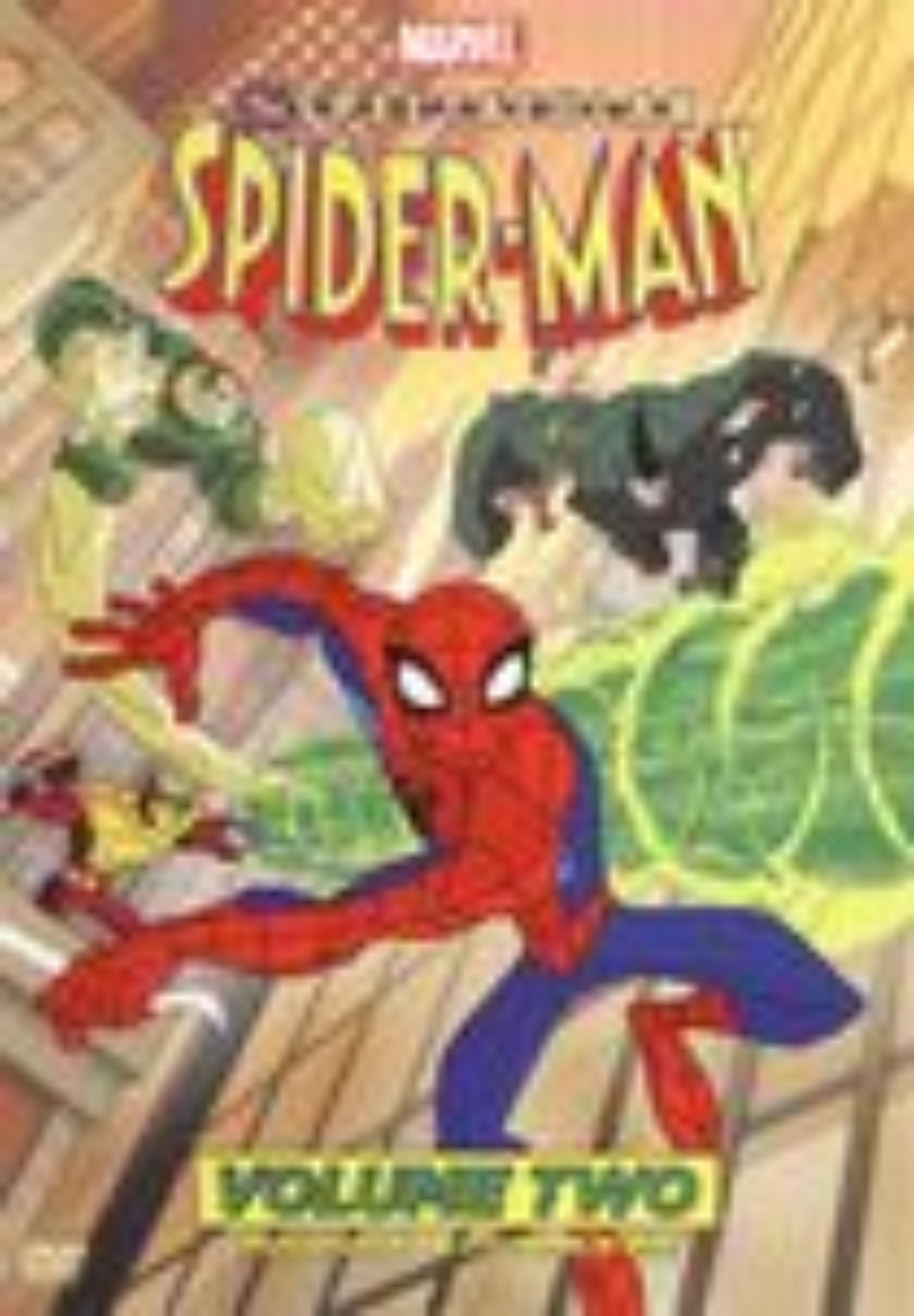 The Spectacular Spider-man, Vol. 2 (dvd) 9214575