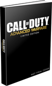 Call of Duty: Advanced Warfare (Limited Edition Game Guide) - PlayStation 4, PlayStation 3, Xbox One, Xbox 360