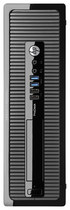HP - ProDesk 400 G1 Desktop - Intel Core i3 - 4GB Memory - 500GB Hard Drive - Black