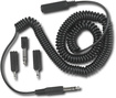 Dynex™ - Stereo Headphone Extension/Adapter Kit - Black