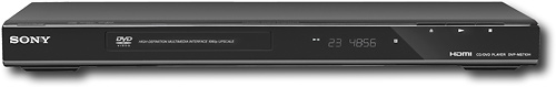 Sony - DVD Player with HD Upconversion