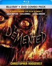 The Demented [2 Discs] [blu-ray/dvd] 9230073