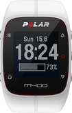 Polar - M400 GPS Watch - White