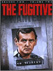 Fugitive: Season Two, Vol. 2 [4 Discs] (DVD) (Black & White) (Eng)