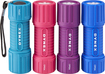 Dynex™ - LED Flashlights (4-Count)