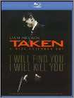 Taken (Blu-ray Disc) (2 Disc) (Extended Edition) (Eng/Spa/Fre) 2008