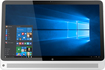 """HP - Slate 17.3"""" Portable Touch-Screen All-In-One - Intel Celeron - 2GB Memory - 32GB Flash Memory - Black/Silver"""