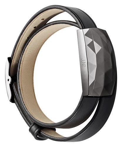 Netatmo - June UV-Monitoring Bracelet - Gun Metal