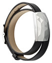 Netatmo - June UV-Monitoring Bracelet - Silver/Black