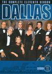 Dallas: The Complete Eleventh Season [3 Discs] (dvd) 9240724