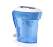 ZeroWater - 10-Cup Water Filtration Pitcher - Blue/White