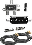Niles - Installation Kit for 2 Satellite Radio Tuners