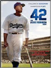 42 (DVD) (Ultraviolet Digital Copy) 2013