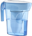 ZeroWater - 6-Cup Water Filtration Pitcher - Blue/White