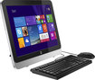 "HP - 21.5"" Touch-Screen All-In-One - AMD E1-Series - 4GB Memory - 500GB Hard Drive"
