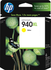 HP - Officejet 940XL Ink Cartridge - Yellow