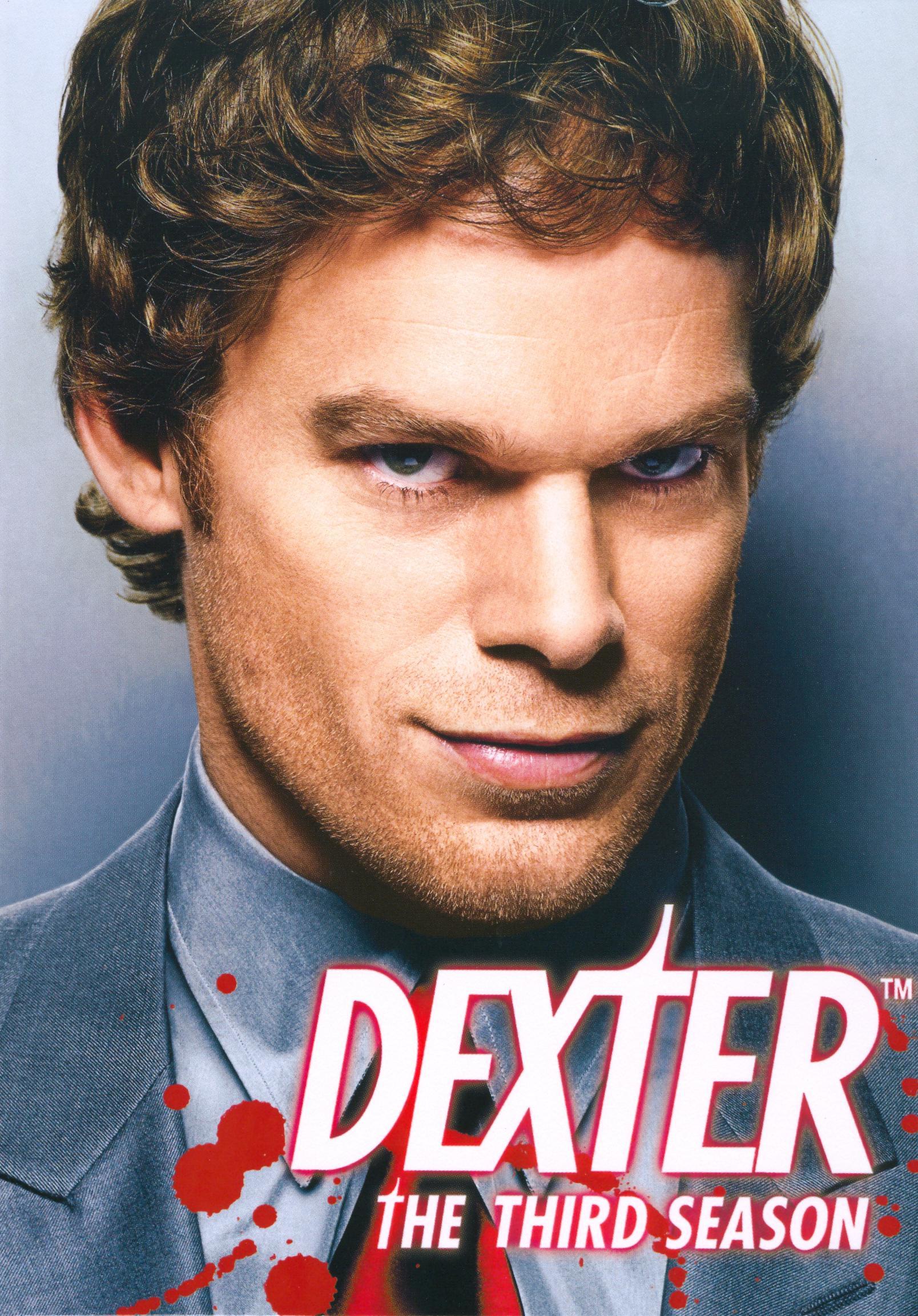 Dexter: The Third Season [4 Discs] (dvd) 9253808