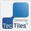 Samsung - TecTile 2 NFC Tags for Select Samsung Mobile Phones (5-Pack)
