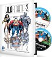 Justice League: Crisis On Two Earths [with Justice League Adventures Earth2 Book] [blu-ray] 9260082