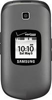 Verizon Wireless Prepaid - Samsung Gusto 2 No-Contract Mobile Phone - Black