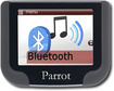 Parrot - Bluetooth Hands Free Car Kit - Gray