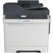Lexmark - CX310N Color Laser Multifunction Printer - Gray