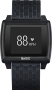 Basis - Peak Fitness and Sleep Tracker - Matte Black/Black
