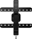 """Sanus - Premium Full-Motion TV Wall Mount for Most 40"""" - 50"""" TVs - Extends 18"""" - Black"""