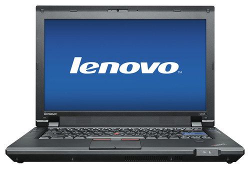 Lenovo - 14 Refurbished Laptop - Intel Core i5 - 4GB Memory - 160GB Hard Drive - Black