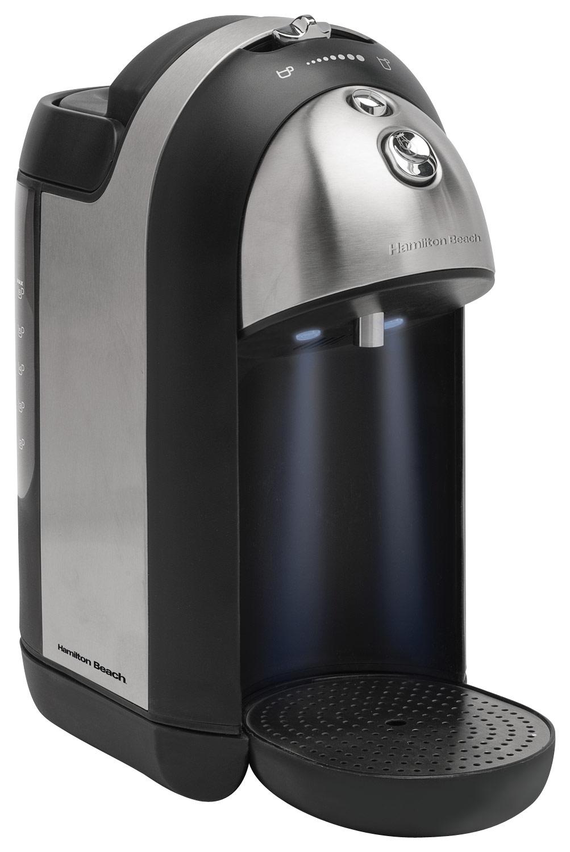 Hamilton Beach - 1.8L Hot Water Dispenser - Black/Silver
