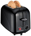 Hamilton Beach - Cool-touch 2-slice Toaster - Black