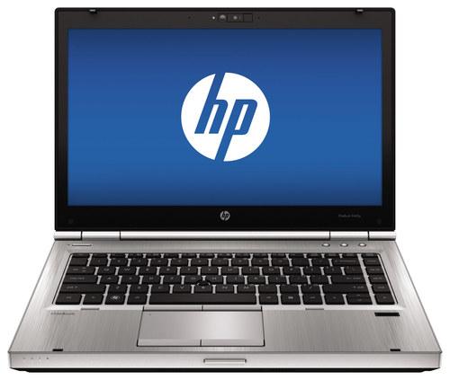 HP - EliteBook 14 Refurbished Laptop - Intel Core i5 - 4GB Memory - 320GB Hard Drive - Gray/Silver