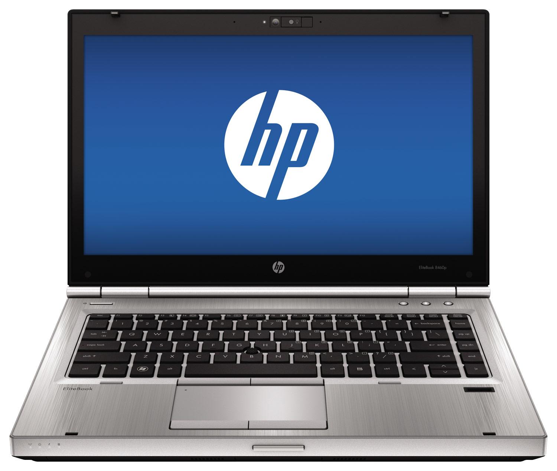 HP - EliteBook 14 Refurbished Laptop - Intel Core i5 - 8GB Memory - 500GB Hard Drive - Gray/Silver