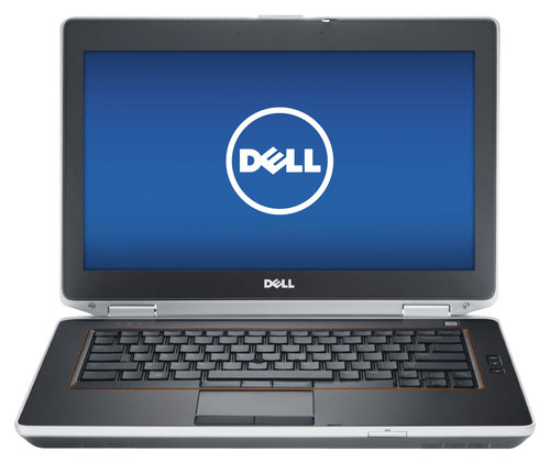 Dell - 14 Refurbished Laptop - Intel Core i5 - 8GB Memory - 500GB Hard Drive - Black