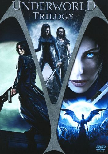 Underworld Trilogy [3 Discs] (DVD) (Boxed Set)