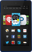 "Amazon - Fire HD - 6"" - 16GB - Cobalt"