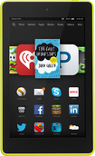 "Amazon - Fire HD - 6"" - 16GB - Citron"