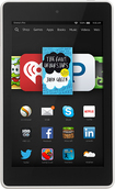 "Amazon - Fire HD - 6"" - 16GB - White"
