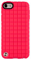 Speck - PixelSkin Case for Apple® iPod® touch 5th Generation - Hot Pink