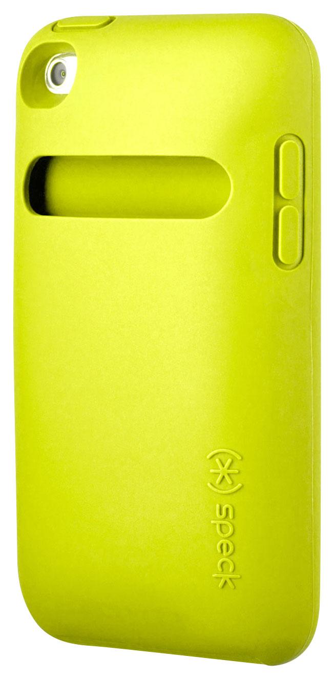 Speck - KangaSkin Case for Apple® iPod® touch 4th Generation - Lemongrass