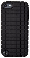 Speck - PixelSkin Case for Apple® iPod® touch 5th Generation - Black