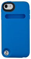 Speck - KangaSkin Case for Apple® iPod® touch 5th Generation - Cobalt Blue