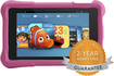 "Amazon - Fire HD Kid's - 6"" - 8GB - Black/Pink"