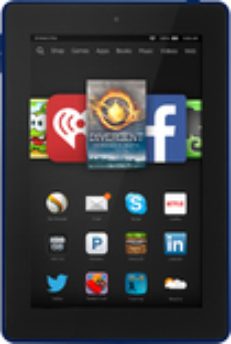 "Amazon - Fire HD - 7"" - 8GB - Cobalt"