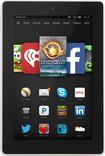 "Amazon - Fire HD - 7"" - 8GB - White"