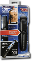 Remington - Body and Back Groomer - Black