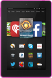 "Amazon - Fire HD - 7"" - 16GB - Magenta"
