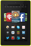 "Amazon - Fire HD - 7"" - 16GB - Citron"